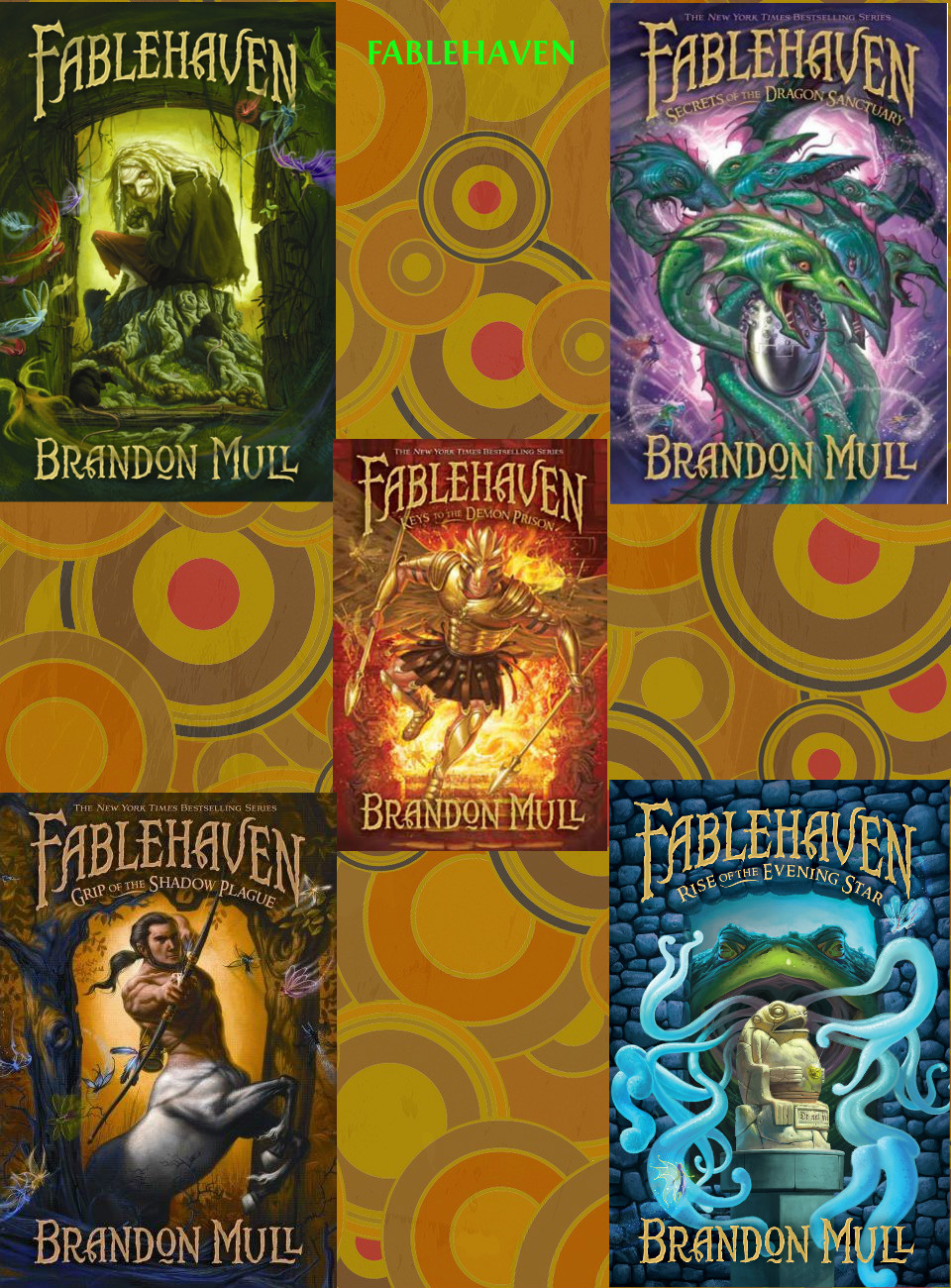 Fablehaven Sancutary