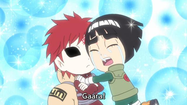 Gaara And Matsuri Family