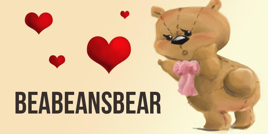 BeaBeansBear