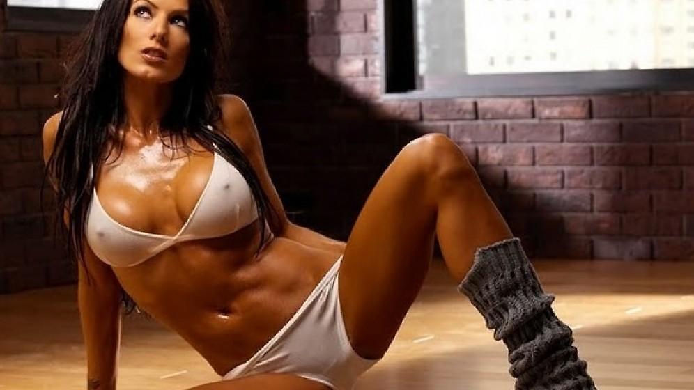 Спортивные секси девушки 115