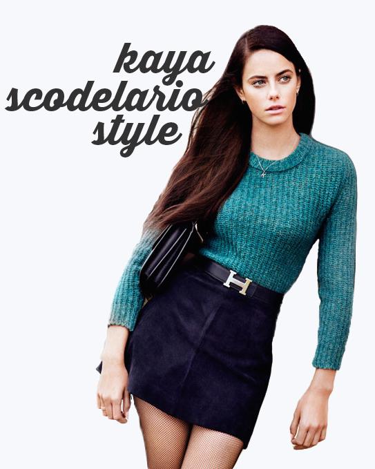 Scodelario Kaya Style Kaya Scodelario Style