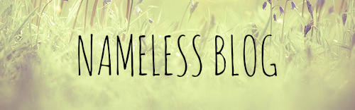 Nameless Blog