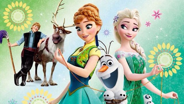 Little Elsa Frozen Tumblr