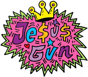 JESUSGUN