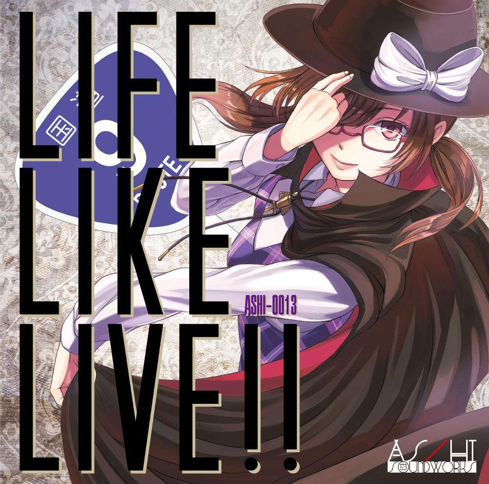ASHI-0013 / LIFE LIKE LIVE!!