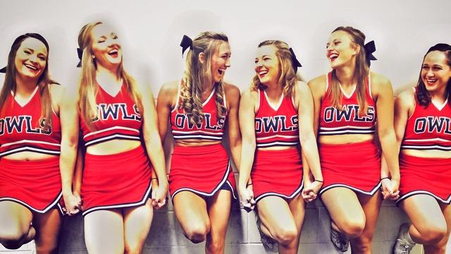 Resultado de imagem para cheerleader tumblr