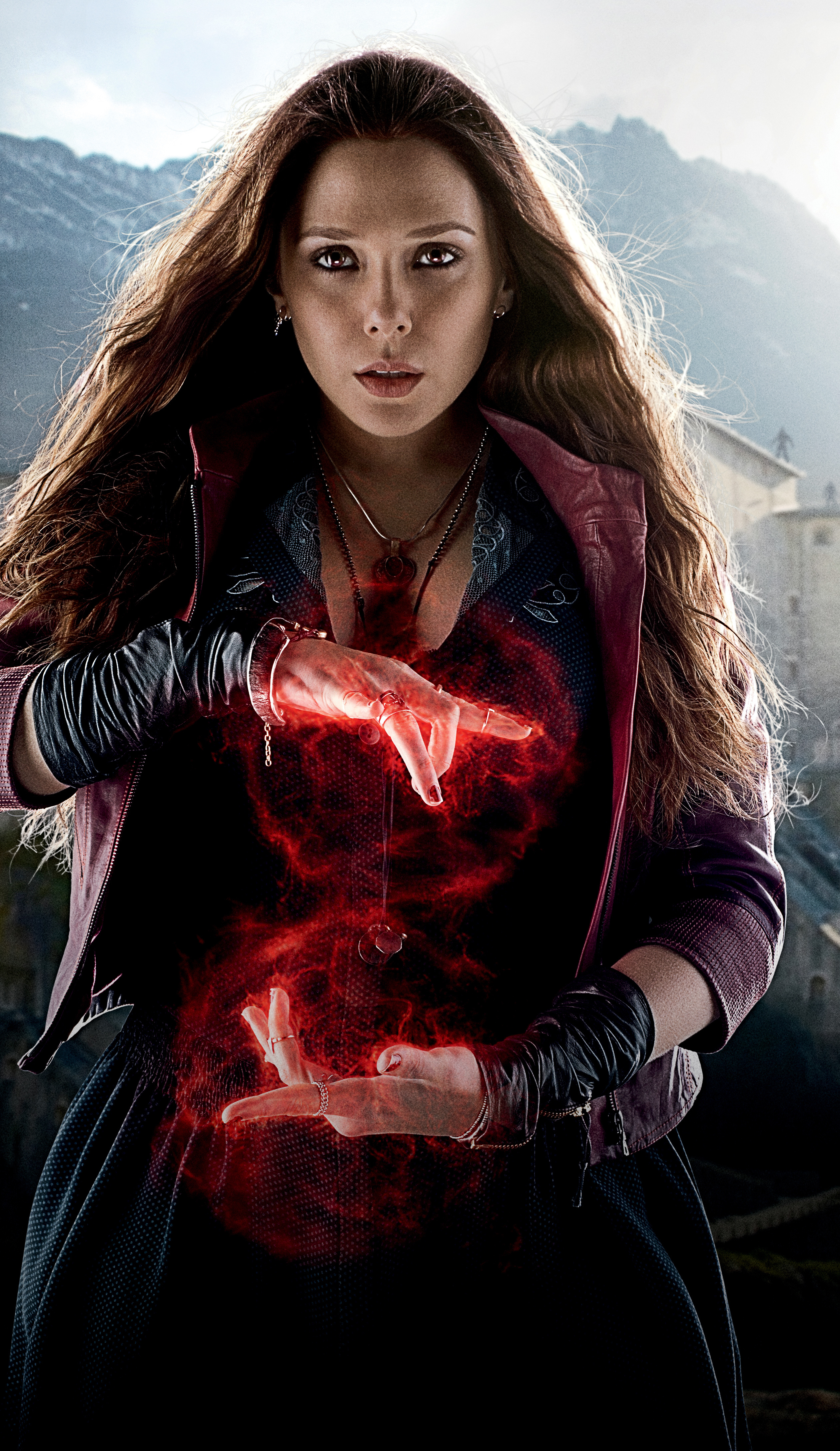 Quicksilver and scarlet witch incest