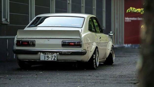 Japanese Classic Cars Tumblr
