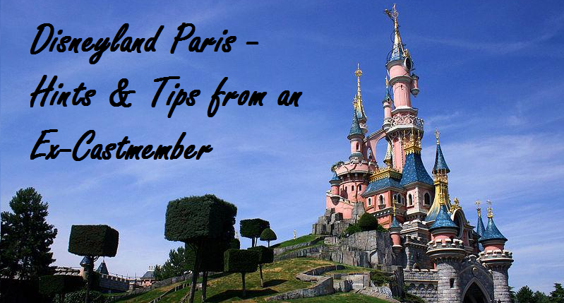 Exceptionnel Disneyland Paris - Hints & Tips, Shortcuts There are several paths  DP12