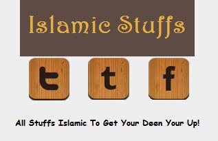Islam Stuffs