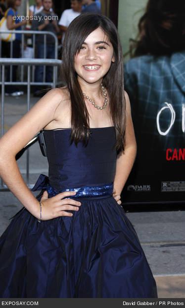 Isabelle Fuhrman 2010
