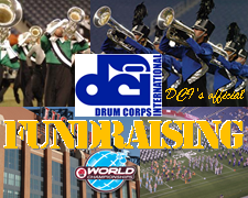 Fundraising for Drum Corps