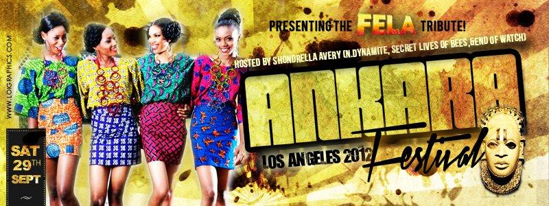 Ankara Fest LA
