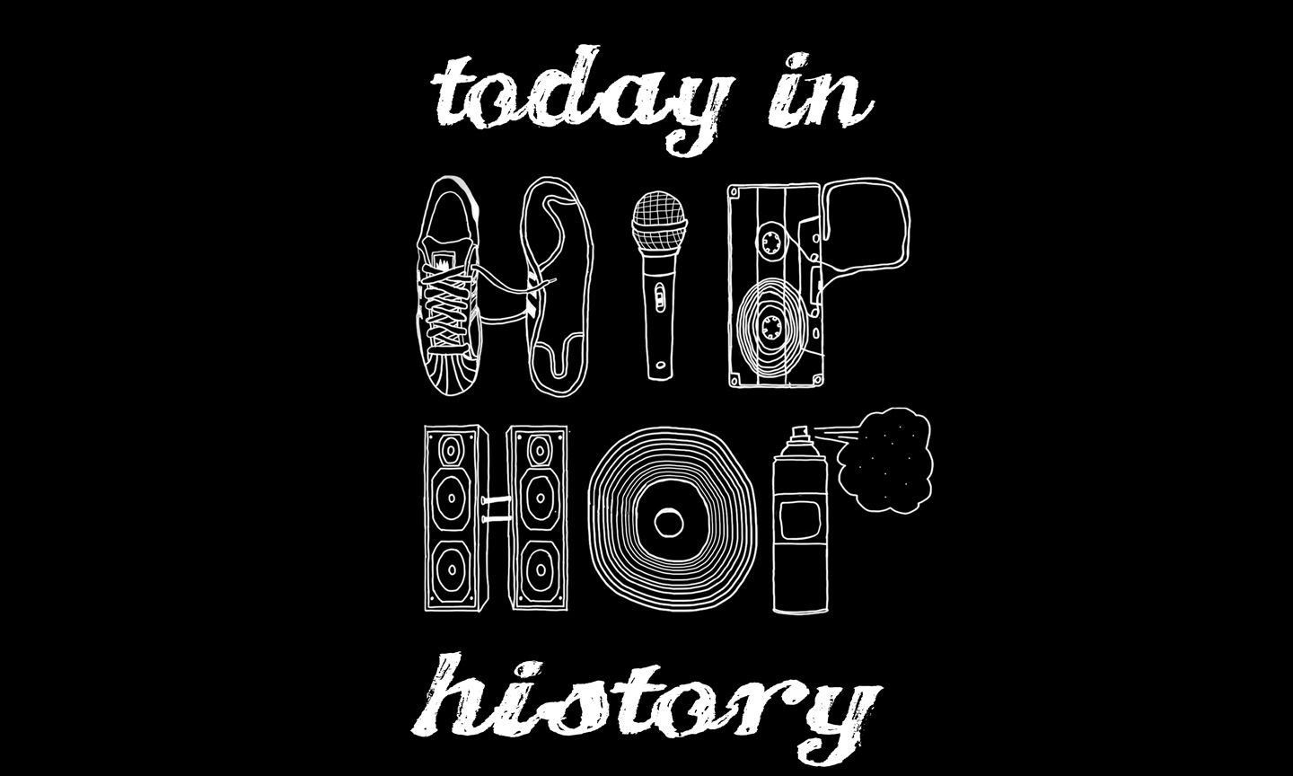 Today in Hip Hop History