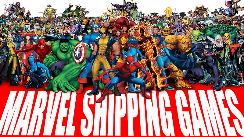 Marvel Shipping Games