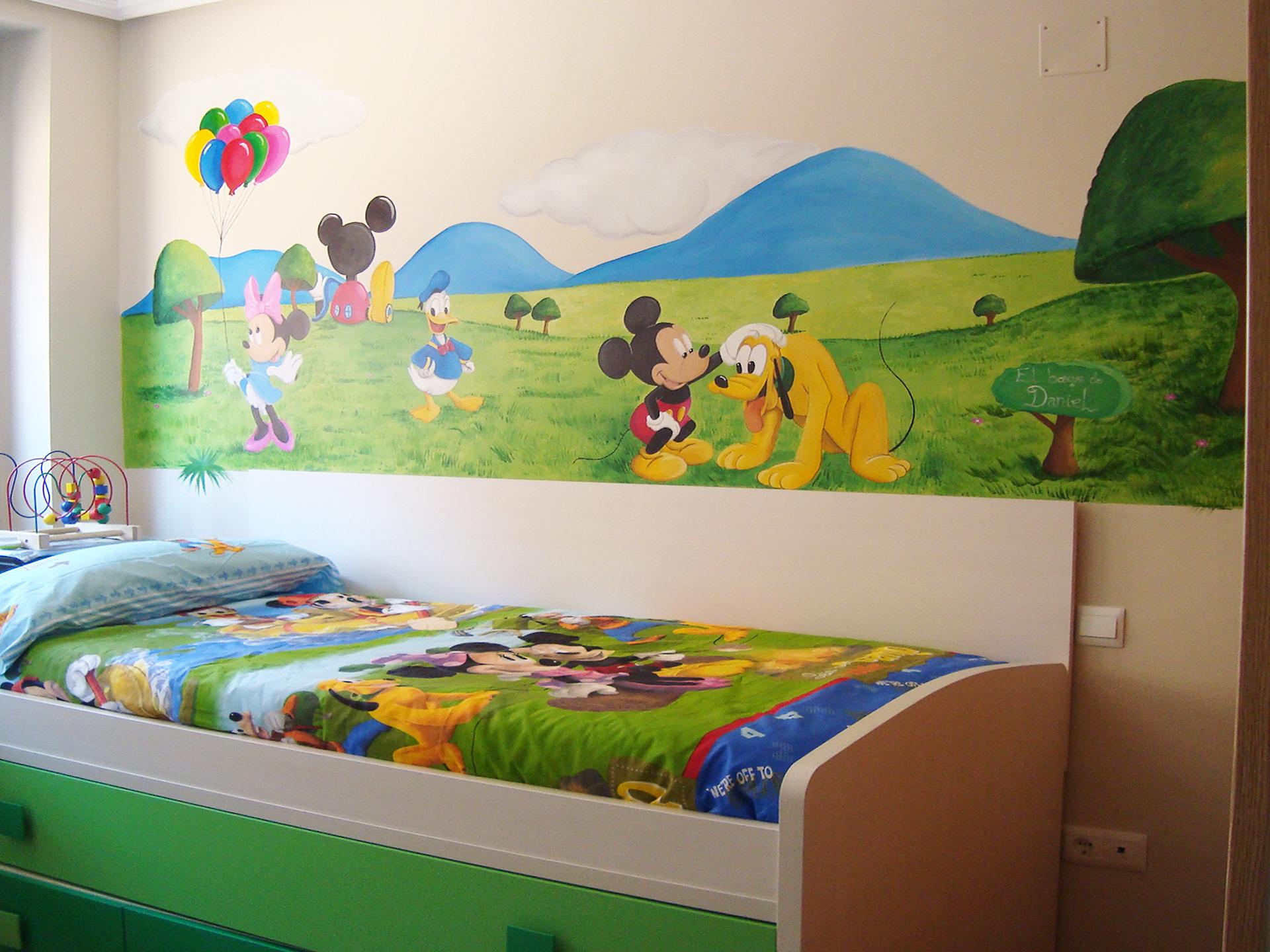 Paula m nguez cuadros infantiles pintados a mano cuadros - Cuadros habitacion nino ...
