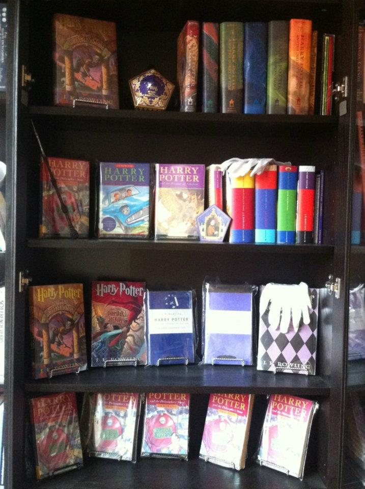 Reinforced Library Edition Harry Potter and the...