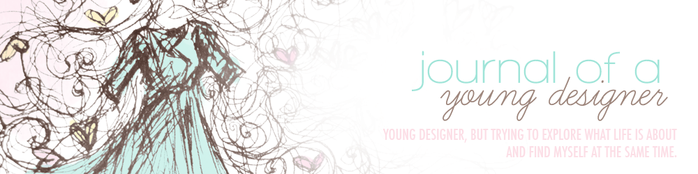 Journal of a Young Designer