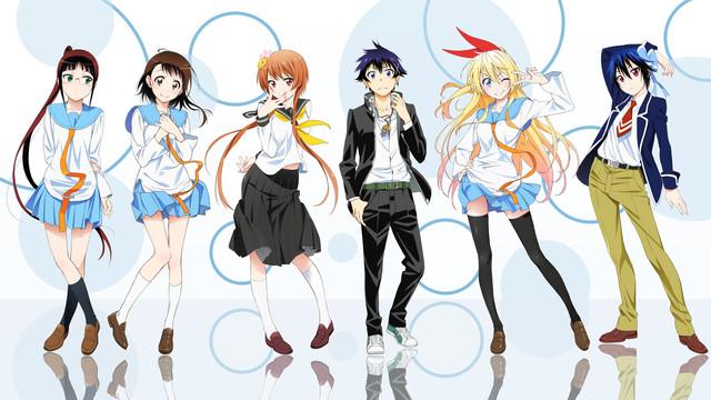 Anime Girls HD Wallpaper