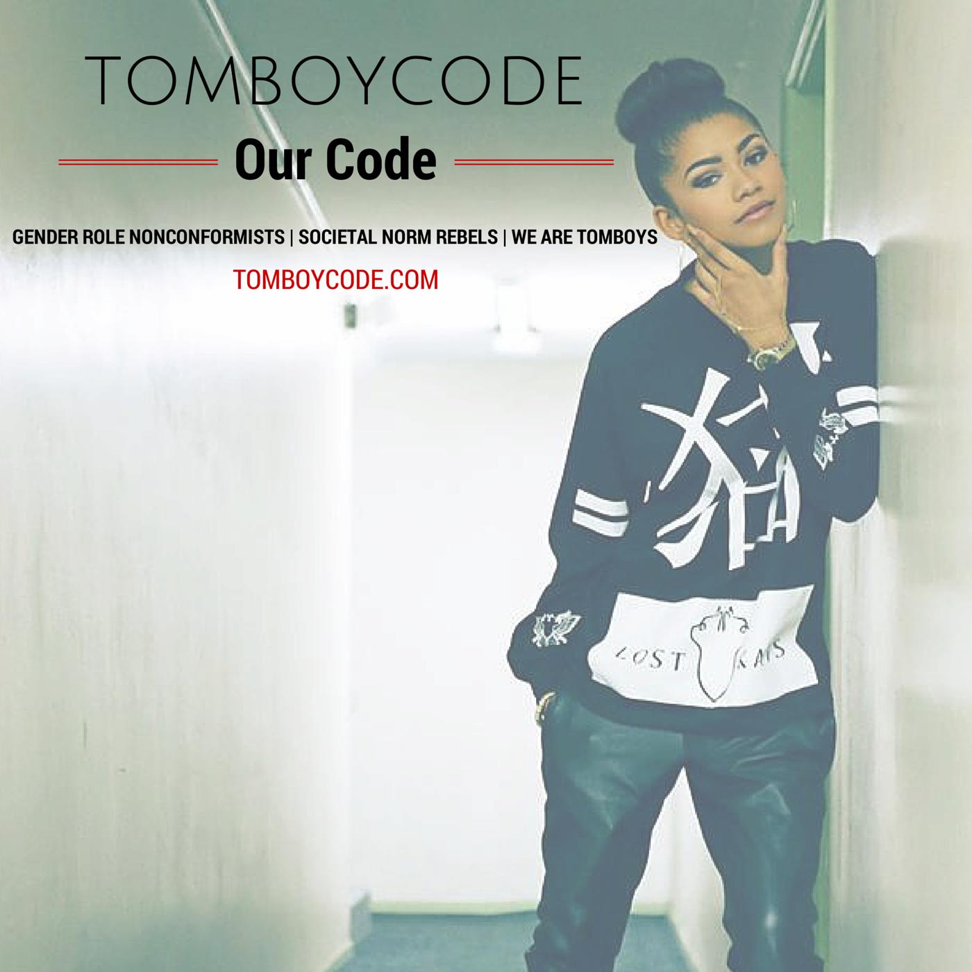 Tumblr Girl Fashion Quotes Tomboy Code Fy Tomboy Fashion