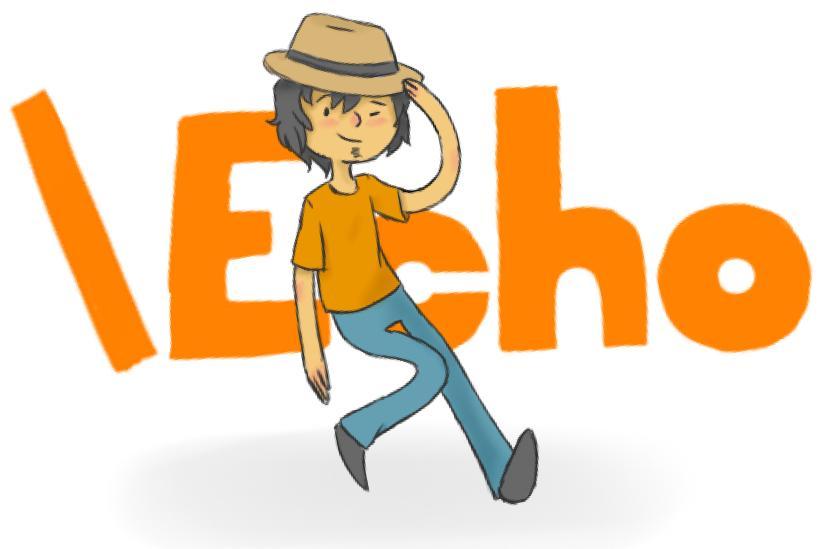 Kyle Fernandez, alias \Echo (