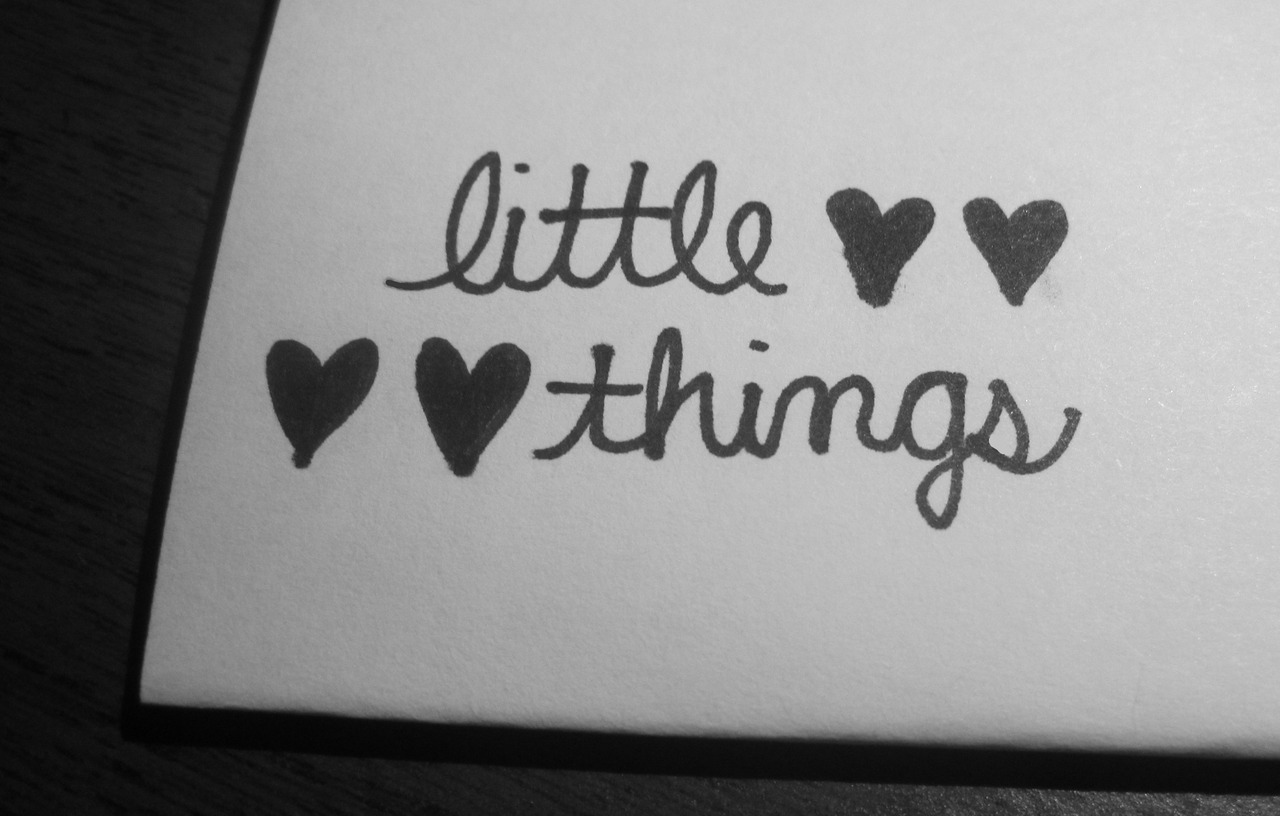 Image Gallery little things