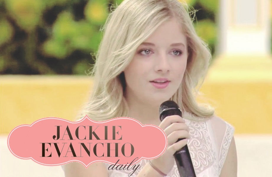 jackie evancho can you feel the love tonight lyrics