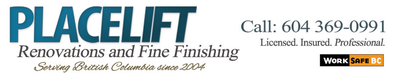 Placelift Renovations & Fine Finishing