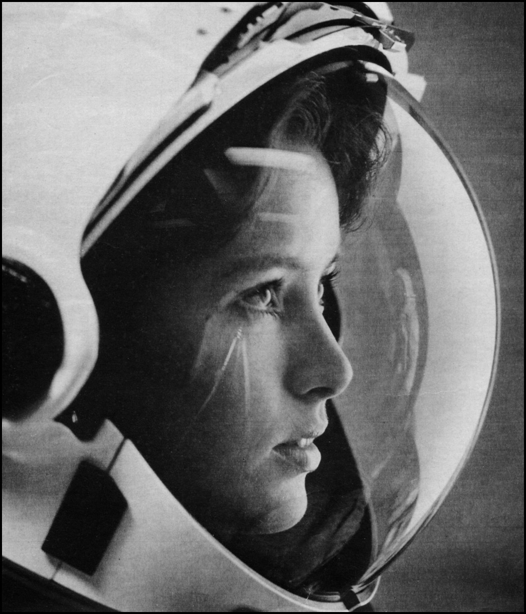 Women in Space!