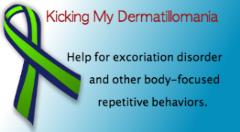 Kicking My Dermatillomania
