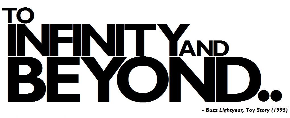 To Infinity and BeyondI Love You To Infinity And Beyond Tumblr