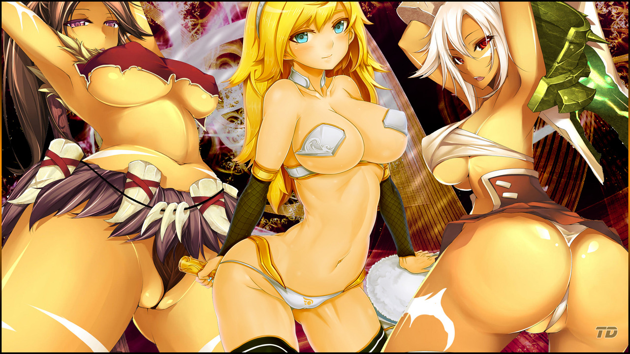 League of legends lux and riven hentai