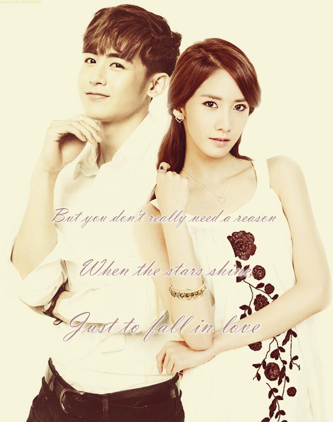 Nichkhun And Yoona Kiss | www.pixshark.com - Images ...