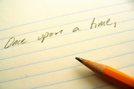 start writing short story