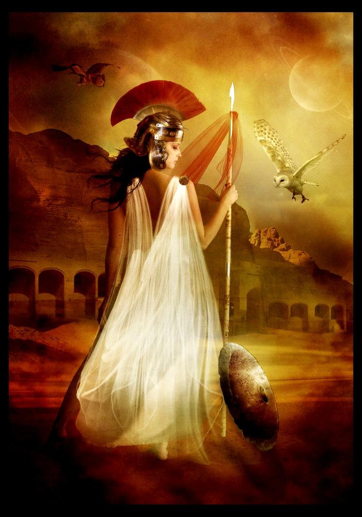 Athena aka Athena Minerva