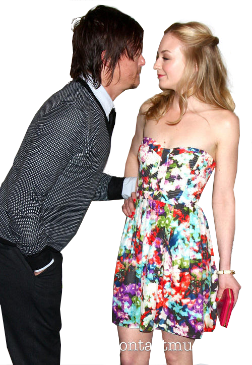 Are daryl and beth dating in real life 10
