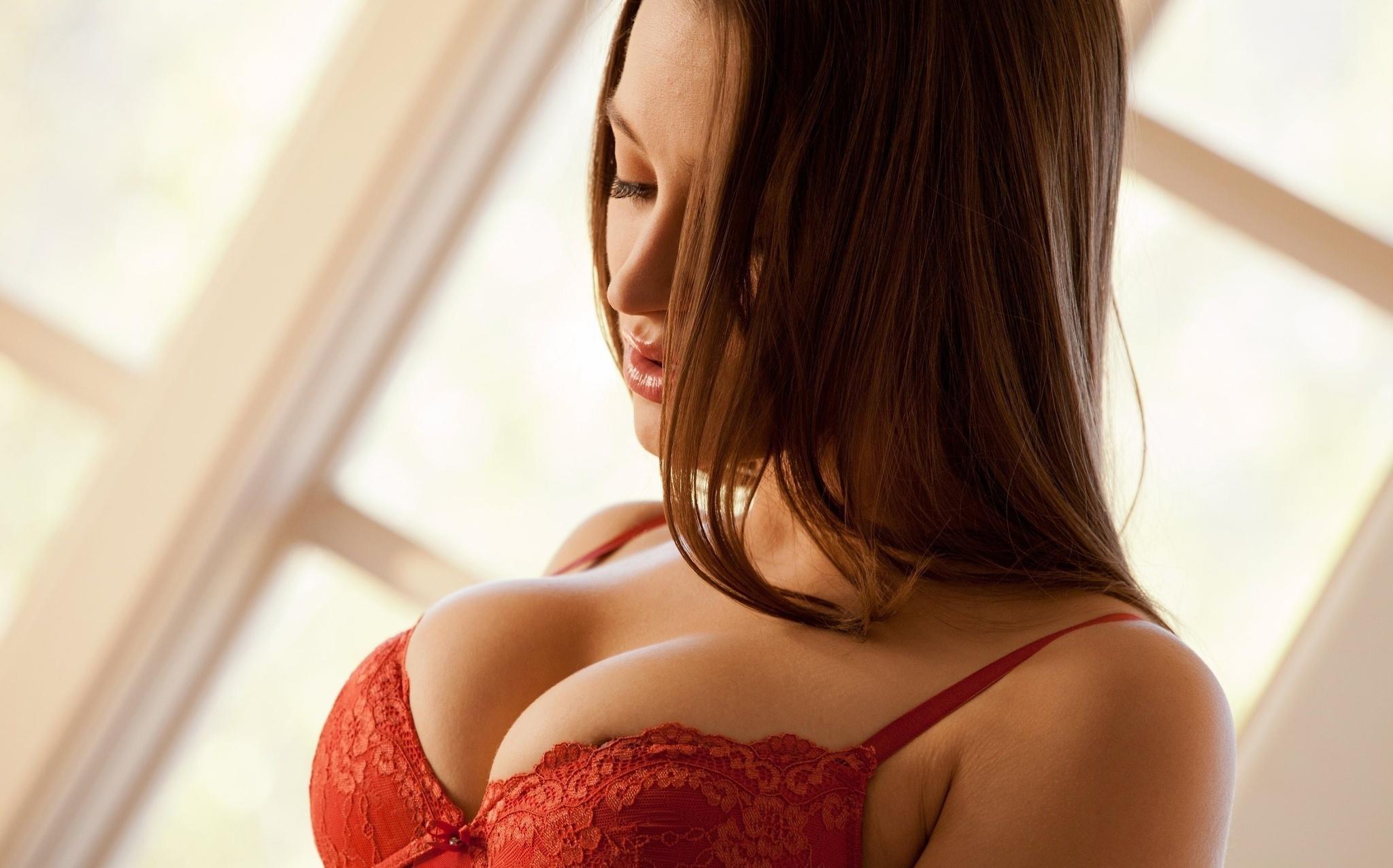 Качественная фото груди
