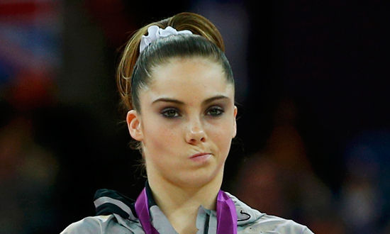 Mckayla maroney is not impressed meme
