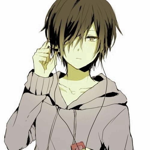 Aoitori Okami /Dibujos :3 • chico triste ke probablemente lo ponga ...
