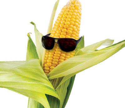 Too corny.