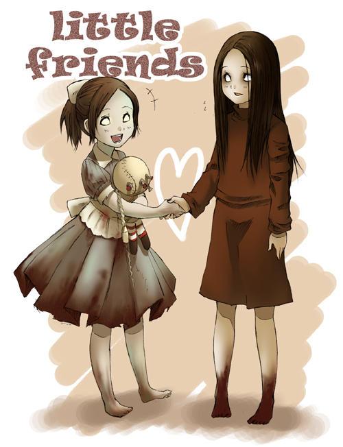 My friends little sister