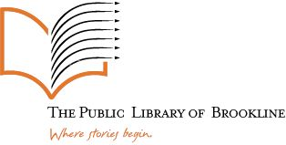 The Public Library of Brookline logo