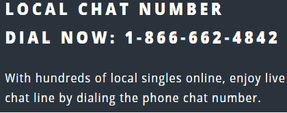 Free local phone chat line trials