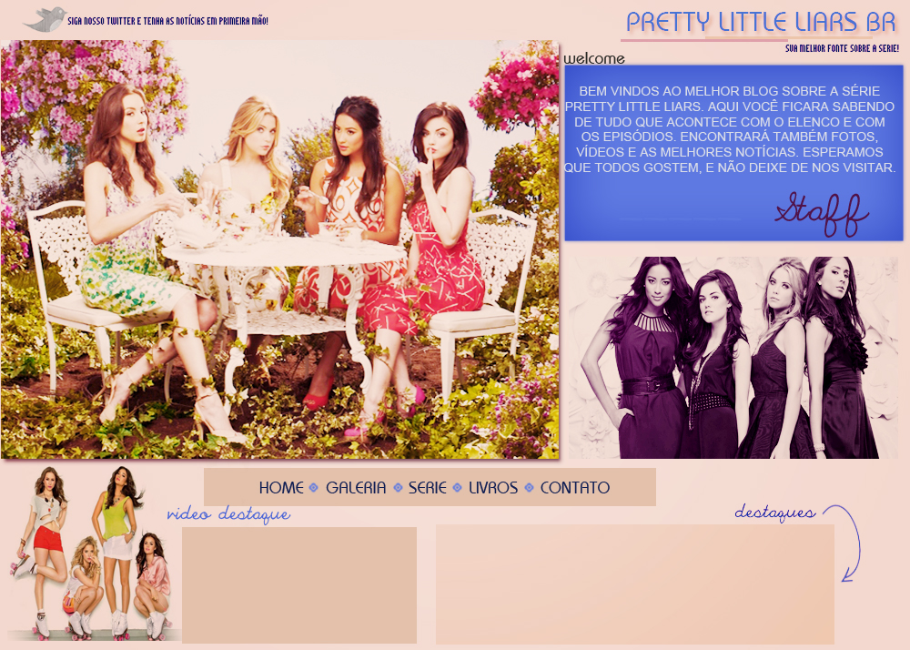 Pretty little liars br - Vetrocamera 4 12 4 ...