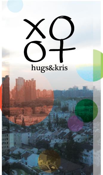 hugs & kris