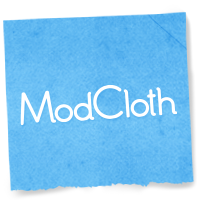 ModCloth on T