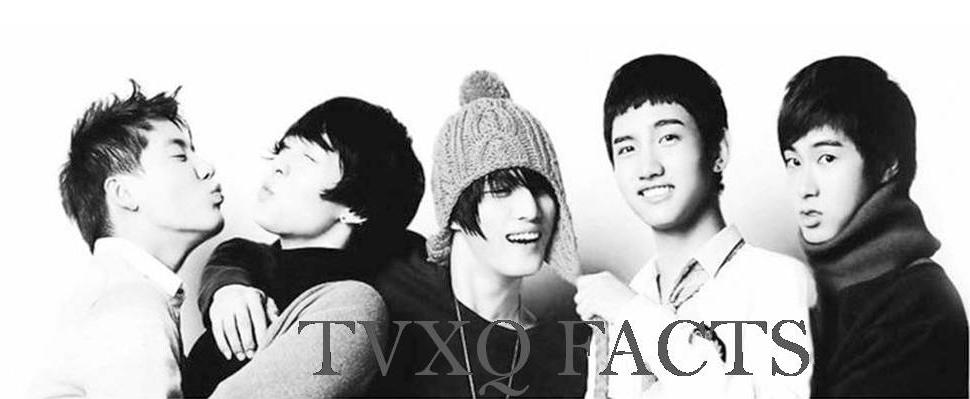 TVXQ FACTS