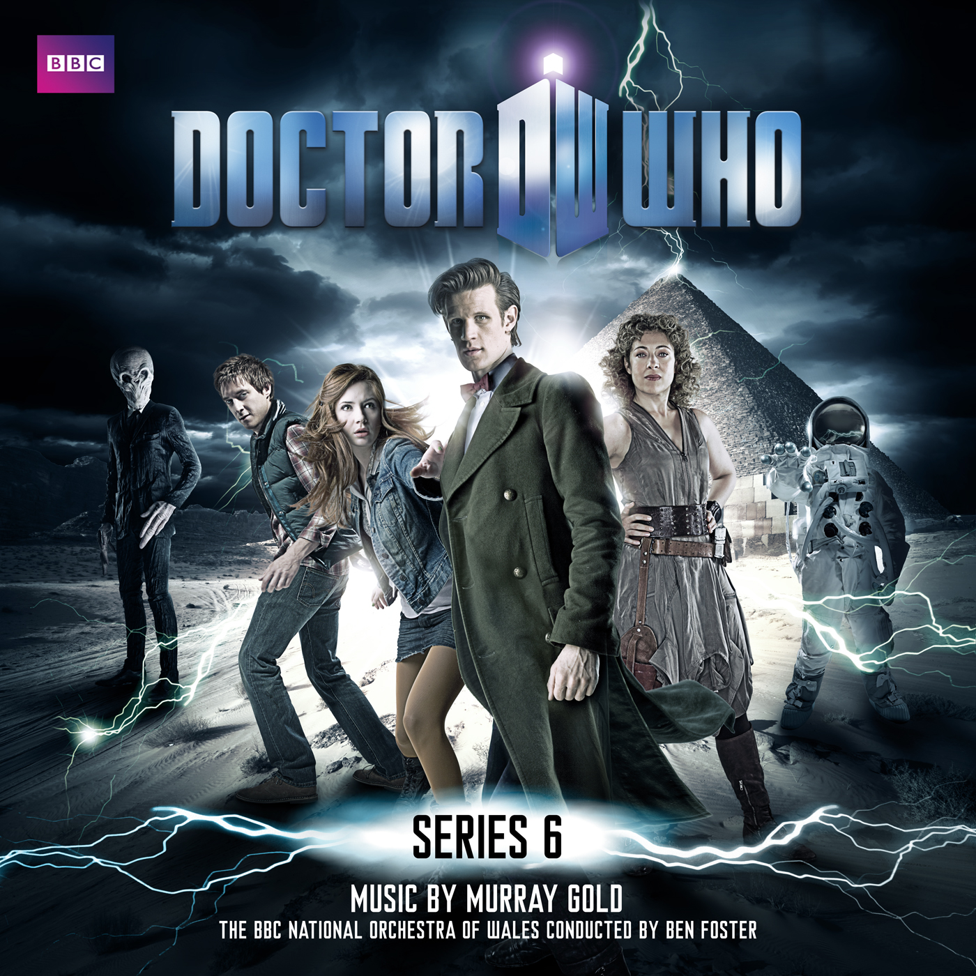 Doctor Who: Series 6 OST