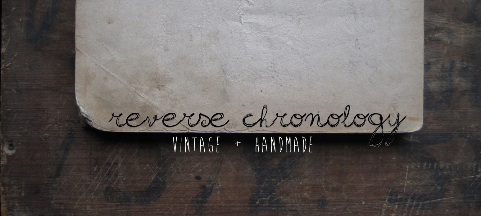 chronology reverse chronology