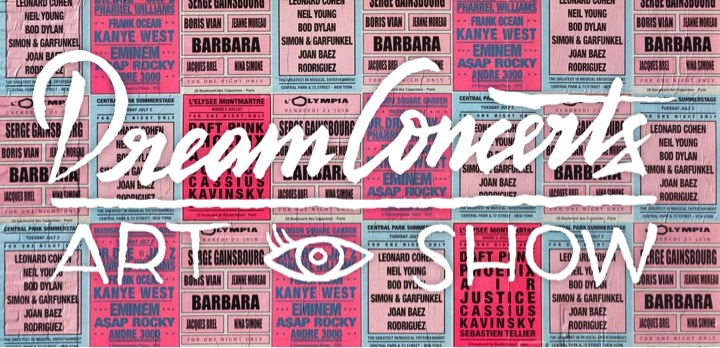 DREAM CONCERTS ART SHOW★